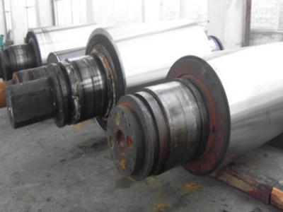70Cr3Mo冷轧机专用轧辊 铸轧辊换套 辊芯堆焊生产制造商
