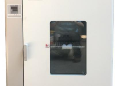 南京小型烘烤箱价格 250度烘干箱  定时实验室电烘箱厂家供应