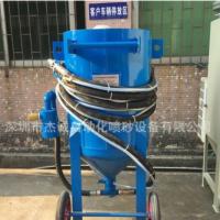 水式除锈喷砂机 无尘环保移动湿式喷砂机 高效便捷水式除锈