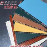 锐镁全铝地中海蜂窝板橱柜门铝板铝合金橱柜铝门板铝型材蜂窝铝板