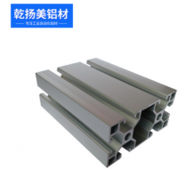 4080铝合金型材流水线铝型材配件机械设备框架国标工业型材批发