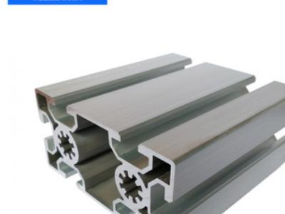佛山QYM50100E欧标工业铝型材 流水线铝型材 机架铝材 氧化工业材