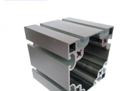 欧标9090工业铝型材 自动化机械铝材 佛山工业铝型材 流水线铝材