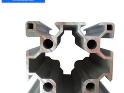 佛山欧标6060E-2工业铝型材 机械设备框架铝型材 欧标工业铝型材