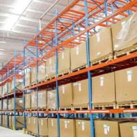 宇康托盘式大型高位工业仓库库房重型货架3吨加厚可定做