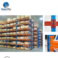 原厂直销重型货架 重型横梁式货架 托盘式货架 可根据需求定做