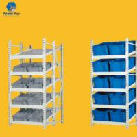 原厂直销斜面货架 仓储货架 中型货架 车间货架 可根据需求定做