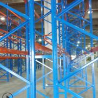 简存仓库仓储高位横梁式托盘重型货架 物流库房重型货架 厂家供应