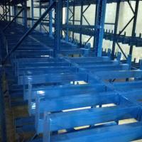 简存 悬挂式汽配皮带货架 加工储物中量级组合悬臂货架 厂家供应