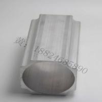 定制U型槽 梯铝 u型卡条铝合金型材 门窗轨道U型铝合金型材