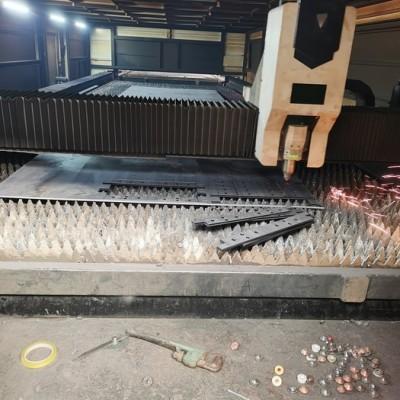 不锈钢板、铝板、碳钢板 激光切割