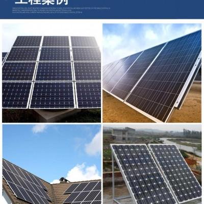 6063铝型材厂家批发 **铝型材 高品质太阳能光伏组 太阳能边框