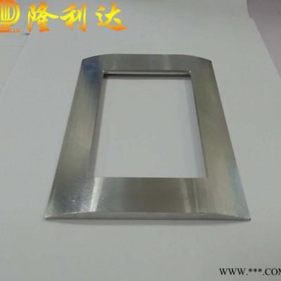 提供铝型材来料机械加工 CNC精密加工 铣床加工 交期快 质