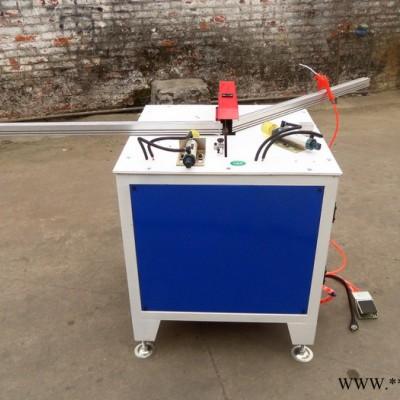 直销铝材晶钢门铝材切割机 橱柜门铝材切割机 铝材角度机