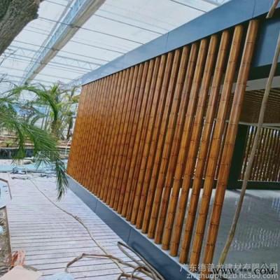 东莞铝管竹纹定制 装饰材料 专业生产仿竹铝管