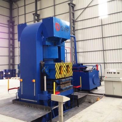 YR27-5000吨铝棒压机