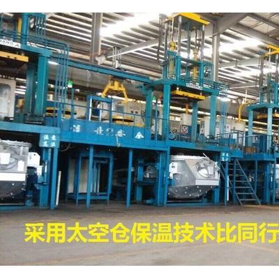 金皇压铸机加工铸造热设备生物质颗粒燃烧熔化炉机器化铝炉