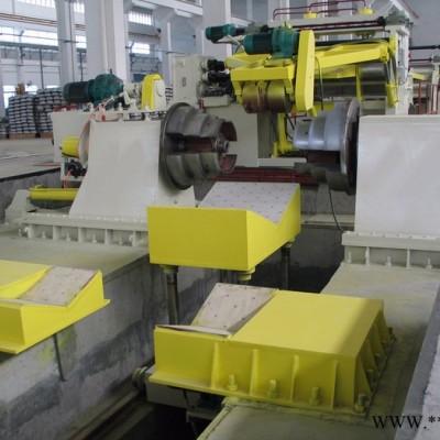 佛山市钲锃机械 专业制造普通型自动型纵剪分条生产线 分条机 分切机
