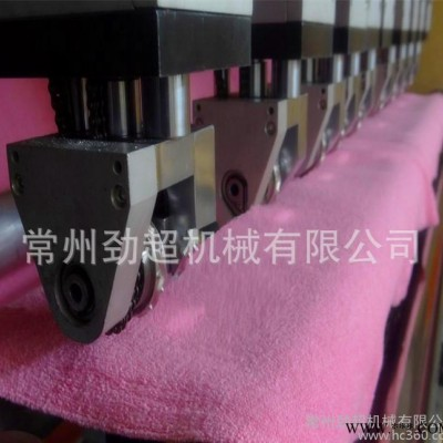南方上海超声波分切机 台布桌罩餐布花边机毛巾手巾 花边机