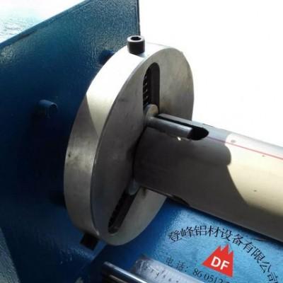 江苏直销登峰铝型材真空木纹转印机配套木纹纸分切机切割设备