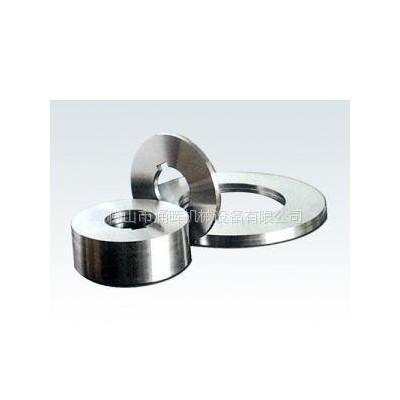 精密分条圆刀片 圆刀分切机 机用刀片 金属分条刀片  分条圆刀片
