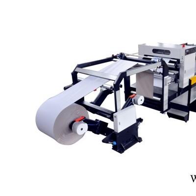 湖北罗铁,卷筒纸横切机,高效横切机、纸管商标纸分切机 ,** ,横切机供应