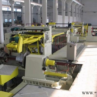 订造1300,1400,1600,1800,2200型全自动钢板分条机 纵剪机 分切机