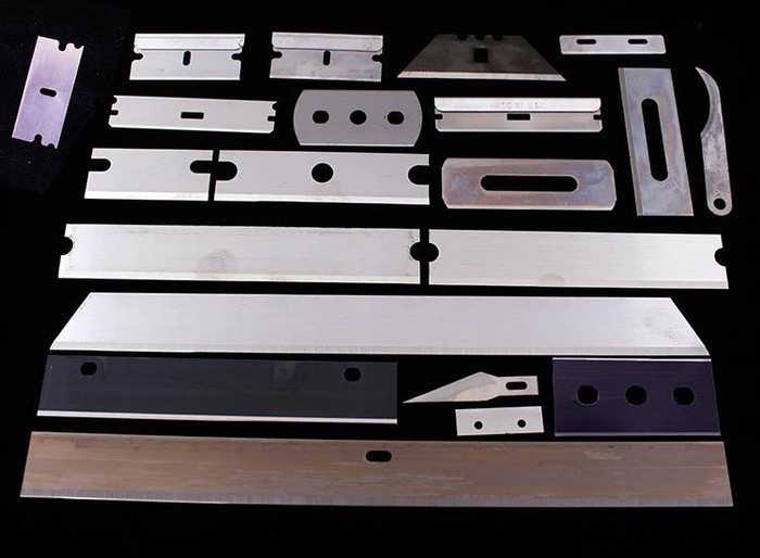 美国进口Personna 88-0126纺织机械化纤纤维专用单面分切机刀片