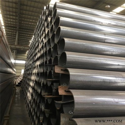 永利钢铁 冷轧直缝焊管 工业用厚壁天津国标直缝焊管