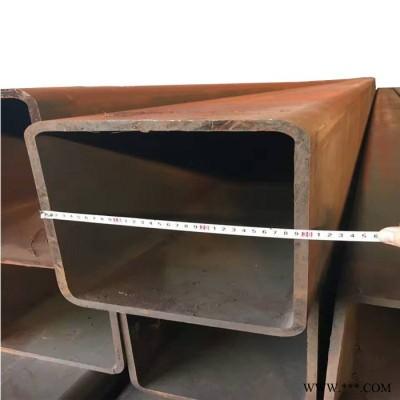 冷轧可冷弯小矩形管  方通 30*60矩形管 大口径直角方矩管 大口径厚壁无缝方管