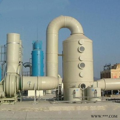 丽水加工定制 电镀酸雾净化塔 废气净化设备 按需定制