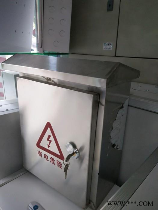 网联电气厂家常用不锈钢配电箱冷板电泳喷塑机箱电信箱 家用强电箱控制箱
