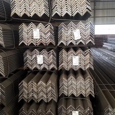 天津永利钢铁现货供应 镀锌角钢 电镀角钢 冷镀角钢 白角钢