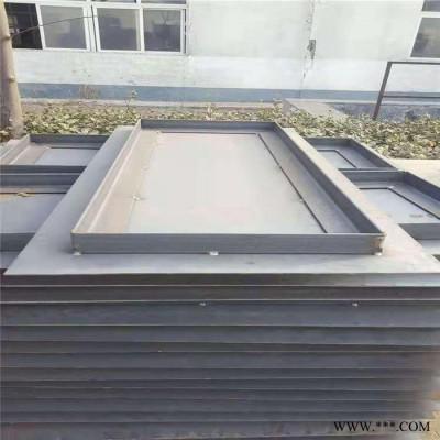 钢格板 小区公园压焊电镀锌钢格板厂家 批发价格 可根据尺寸定制 **