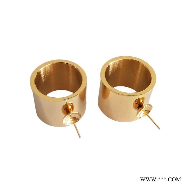 五金电镀厂家 电镀金色戒指镀金挂镀加工真空电镀厂五金电镀加工 饰品间金电镀
