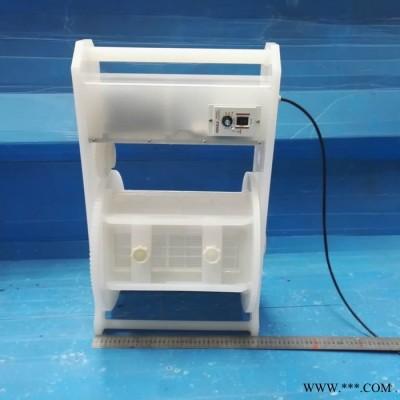 自转电镀滚筒,4X0.4mm化镀电镀酸洗清洗实验试验2-4公斤滚镀机