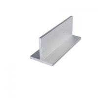 T型铝厂家导轨t型铝材铝合金型材50*20*3mm收边收口丁字形冲孔