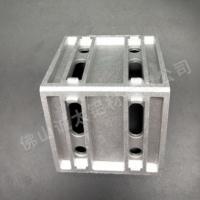 8080角码铝合金连接件工业铝合金型材配件90度重型铝角码加厚角码