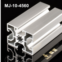 铝合金铝型材4560欧标工业流水线铝合金型材的价格优惠免费切割