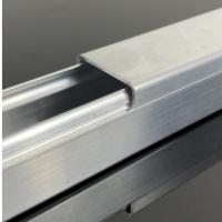 工业铝型材厂家直供开模定制喷砂氧化精加工3025铝合金铝型材线槽