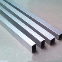 【厂家直供】现货6061 铝合金方管 6063铝管 铝方通 铝方管型材