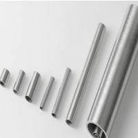 SUS304不锈钢空心管 精密毛细管 折弯 切割 打孔倒角封头加工定制