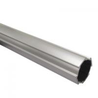 铝型材厂家定做铝管 工作台铝方管 窗户铝材铝管滚轮铝合金圆管