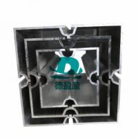 工业铝材散热器铝型材流水线铝型材定做厂家直销欢迎验厂