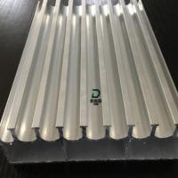 厂家直销LED灯条贴片铝型材 灌胶机铝型材点胶机型材现货直发