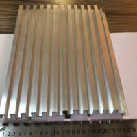 佛山厂家供应装饰铝合金型材波浪形铝合金开模挤压异形工业铝型材