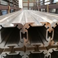 厂家供应机械零部件配件CNC加工 定制工业异形铝型材挤压开模定制