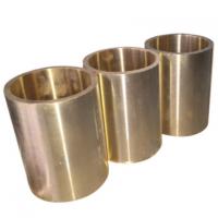 现货H62 H65黄铜管加工可切割定制 空心铜棒薄厚壁黄铜毛细管