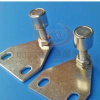 可调门吸 门踫 门阻 强力磁铁 加厚三角片铝型材专用配件