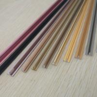 铝型材T型条封边条 加厚铝合金防潮耐用踢脚线铝型材加工